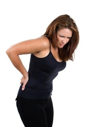 Symptome einer Prellung
