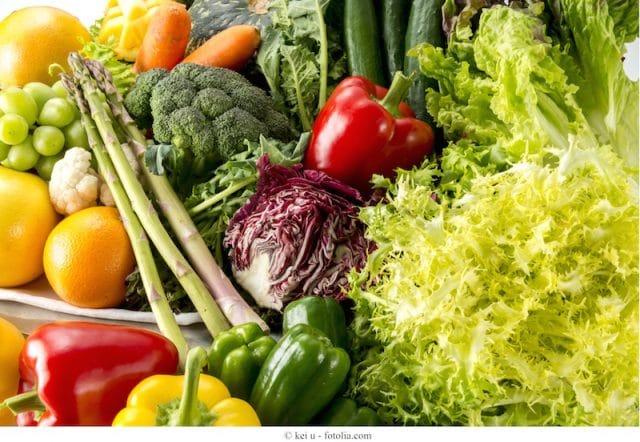 gesunde Ernährung,Obst,Gemüse