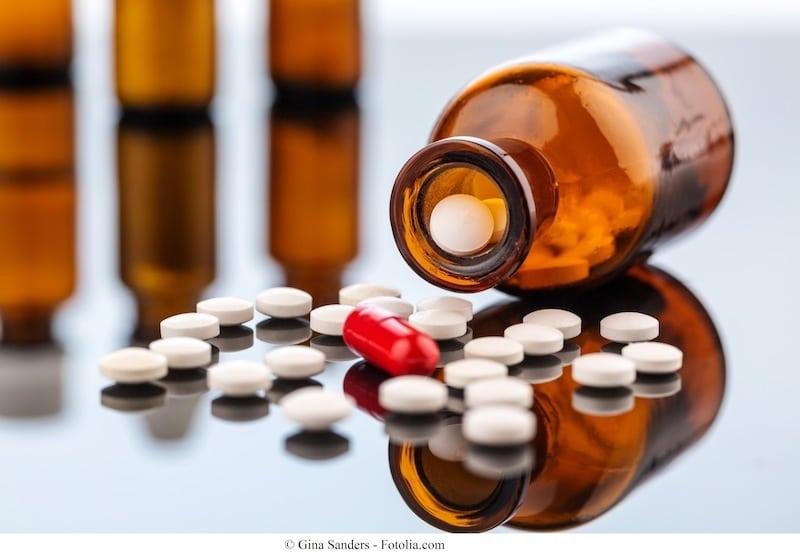 Antihistaminika,Fläschchen