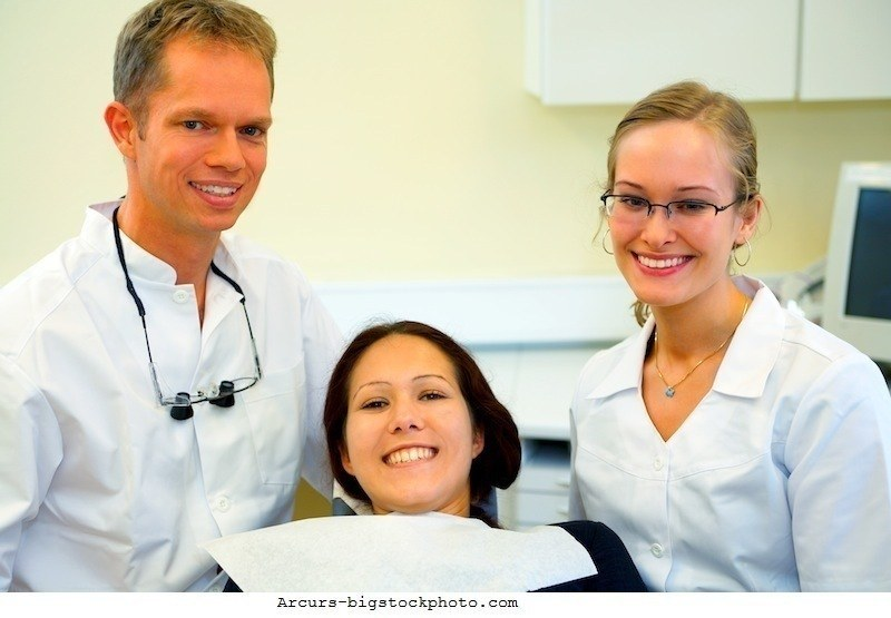 Zahnfleischschwellung,Zahnarzt