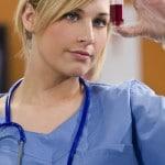 Diagnose von Blut im Urin,Blutuntersuchung