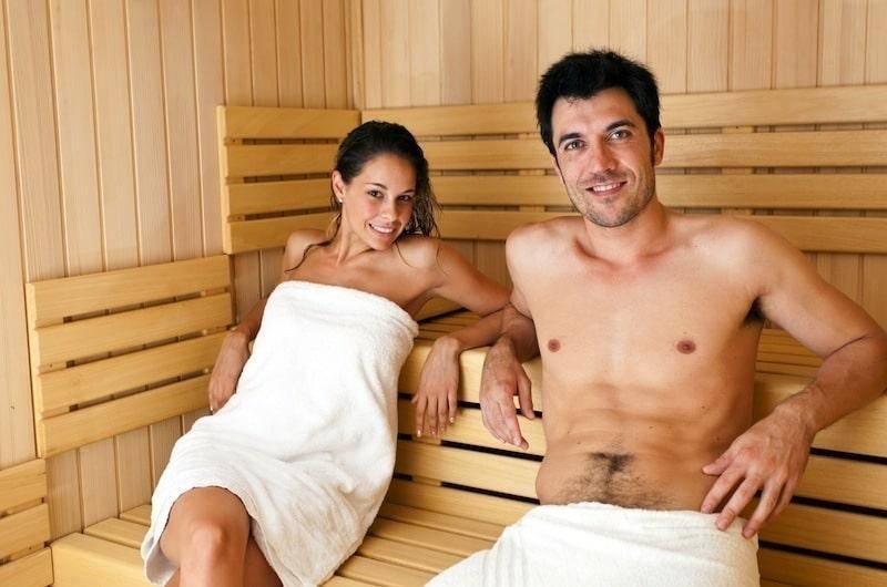 Sauna,türkisches Bad,Therapie,Schleim,Dampf
