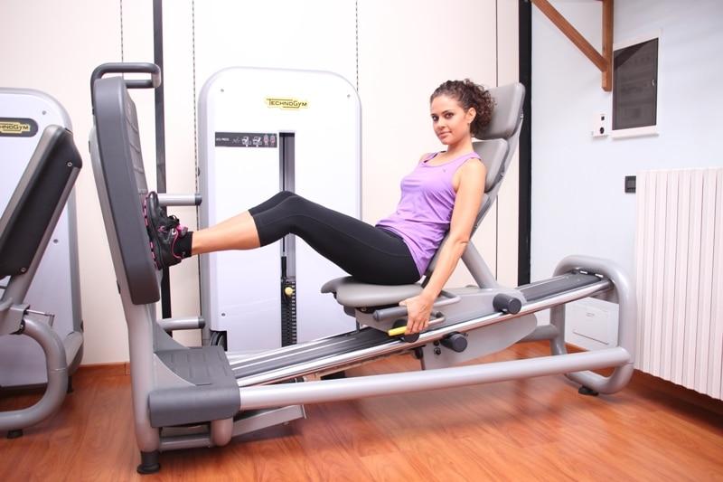 Übungen für die Beine