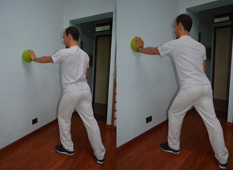 Übungen für die Schulter