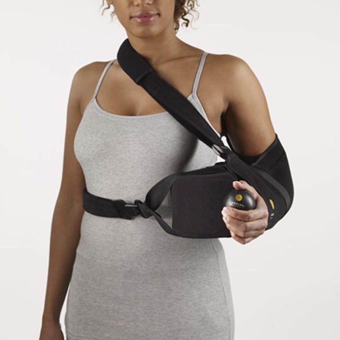 Stütze,Schulter,Abduktion,postoperativ,Schmerz,blockieren,Bewegung