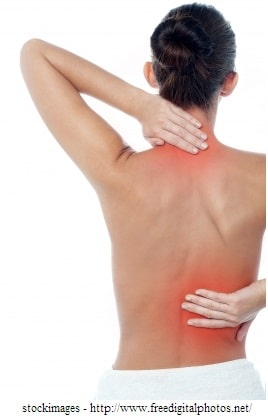 Schmeren,Rücken,Nacken,Entzündung