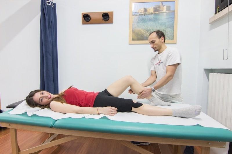 Lymphdrainage,Massage,Füße,Beine,Knöchel,Schwellung,geschwollene