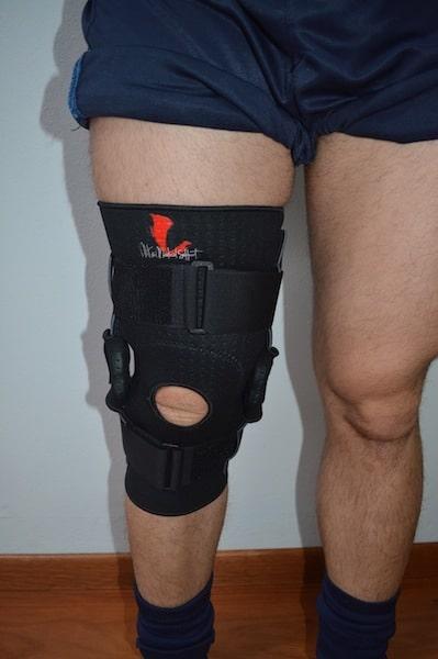 Kniebandage,Patella,Ausrichtung,Kreuzbänder,Schmerz,Entzündung,Läsion,Fraktur