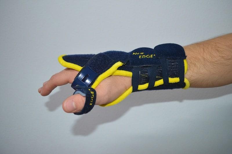Orthesen für Handgelenk und Ellenbogen