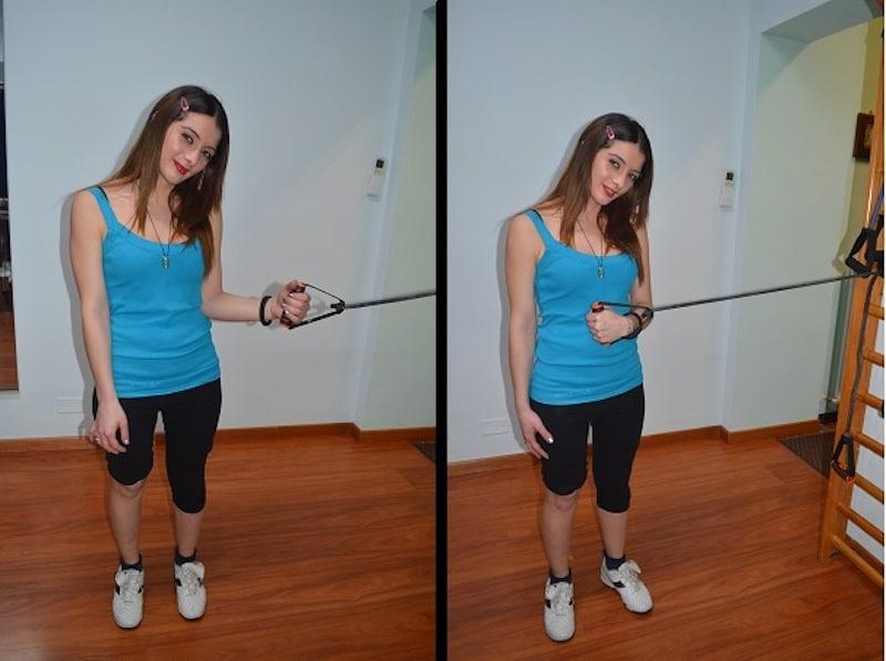 Übungen,Rotation,innen,Schulter,Gelenk,Rotatorenmanschette