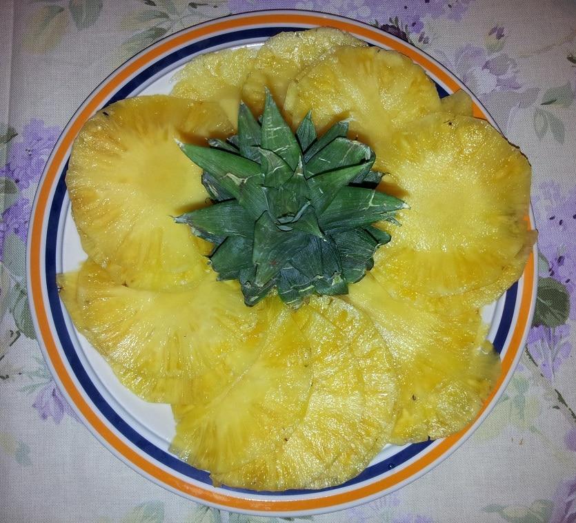 Ananas,Obst,Vitamine,Ernährung,Diät