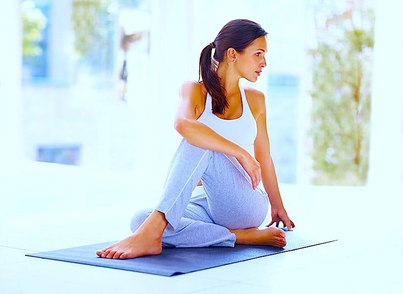 Übung,Stretching,Fibromyalgie,Yoga,Dehnen,Form,körperlich