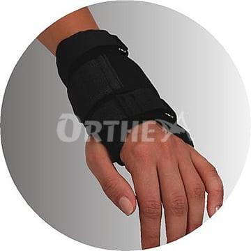 Handgelenkstütze,Orthese,Schmerz,Blockade,Bewegung,verhindern