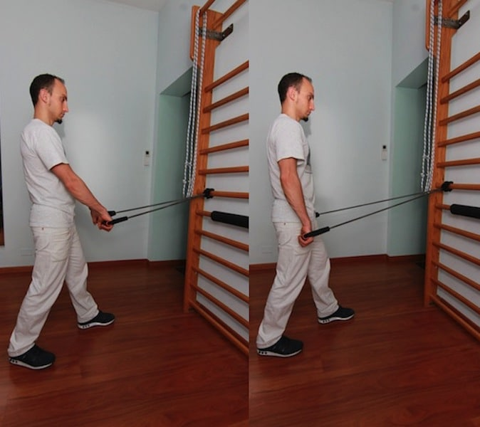 Übungen,Rautenmuskeln,Stärkung,Schulterblatt,Gleichgewicht,Muskeln,Rücken
