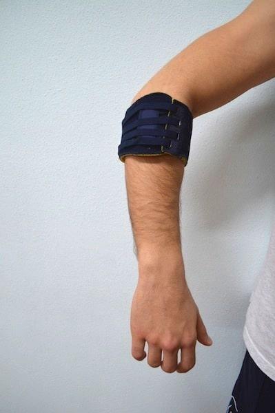 Epikondylitis,Bandage,Orthese,Gel,Druck,Sehnenentzündung,Extensoren,Supinatoren,Handgelenk,Unterarm