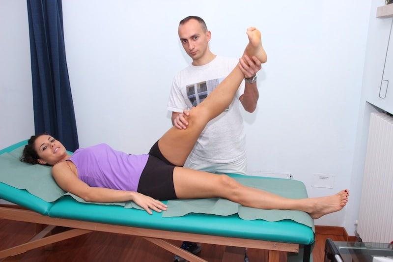 Test,Ischiadikus,Rücken,Beine,Bewegung,erheben,Schmerz,Kribbeln,Schwäche