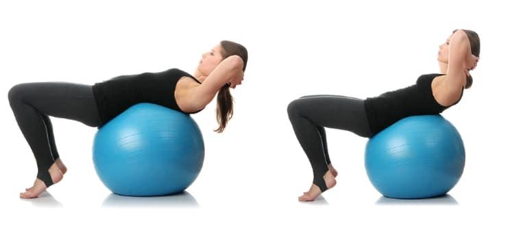 Übung,Bauchmuskeln,Rücken,Schmerz,Stärkung,Kräftigung,Physiotherapie