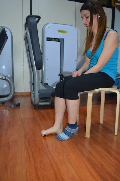 Übung,Plattfüße,Erleichterung,Gegenstände