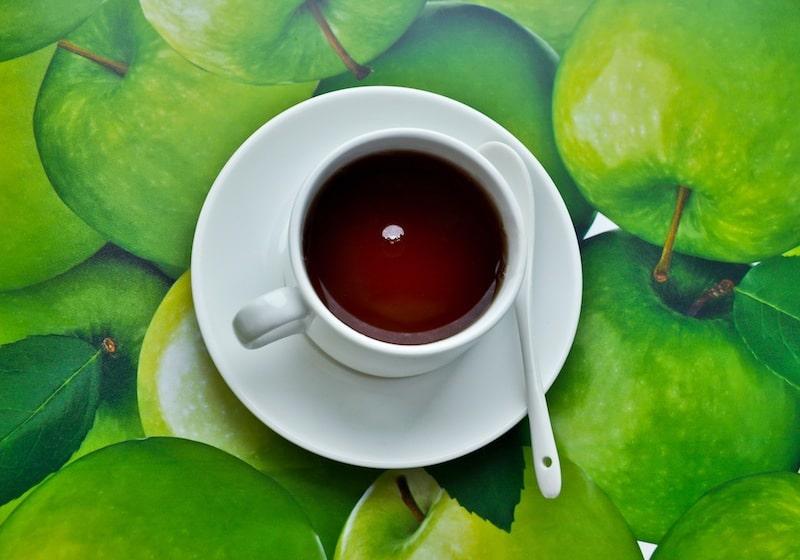 Schwarzer Tee,Magnesium,Nahrungsmittel