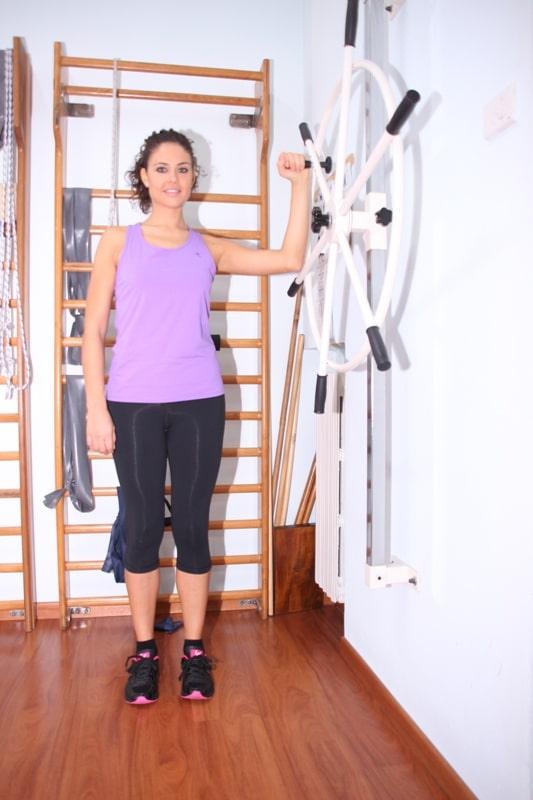 Fraktur,Übungen,Drehung,Genesung,Bewegung,Mobilität,Schmerz
