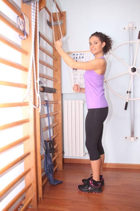 Rehabilitation bei einer Oberarmfraktur
