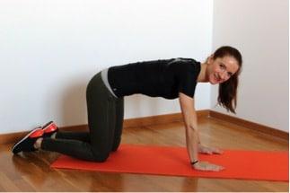 Der gezielte Aufbau der Rückenmuskultur kann helfen, einen Hexenschuss vorzubeugen