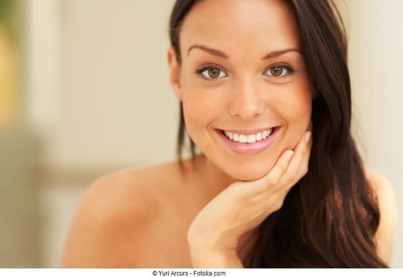 Schönes Gesicht,Lachen,Zähne