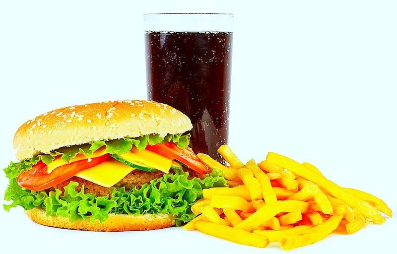 schlecht,Ernährung,Diät,Entzündung,begünstigt,Schmerz