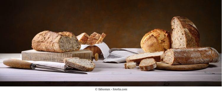 Brot-Getreide-Mehlprodukte