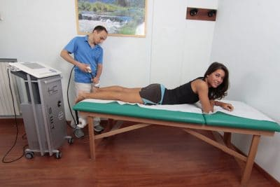 Therapie bei Achillessehnenentzündung