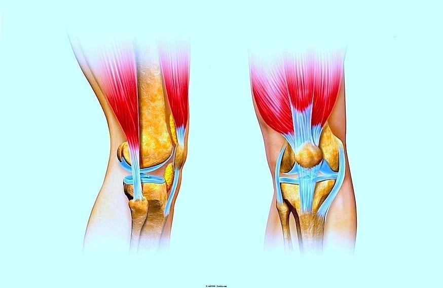 Oberschenkelschmerzen rechts oder links