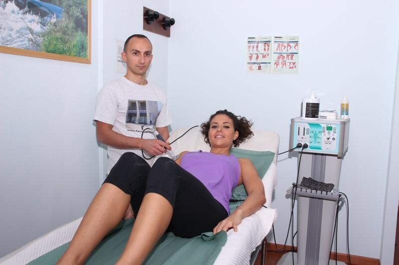 Tecar-Therapie