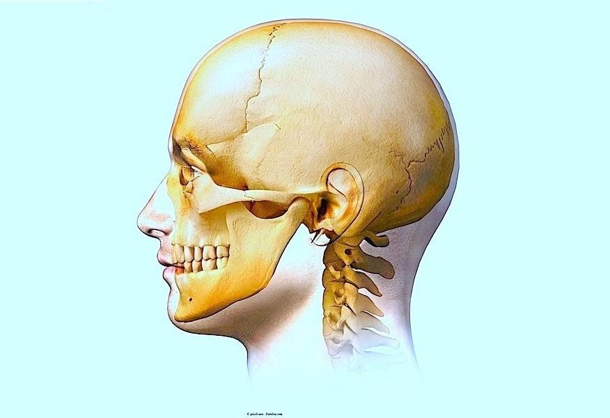 Unterkieferschmerzen