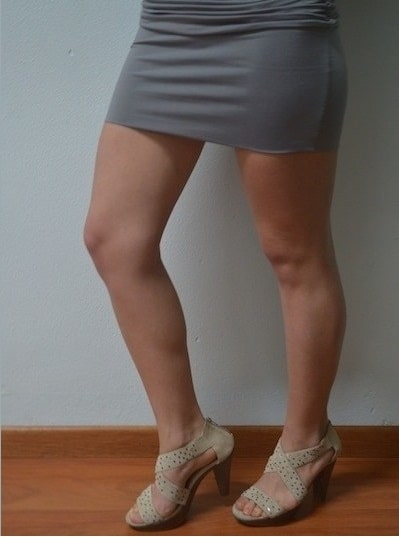 Kribbeln am rechten oder linken Bein